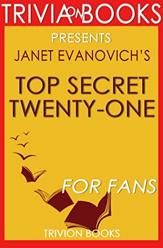 Top Secret Twenty-One: A Stephanie Plum Novel By Janet Evanovich (Trivia-On-Books) (Top Secret Twenty One compare prices)
