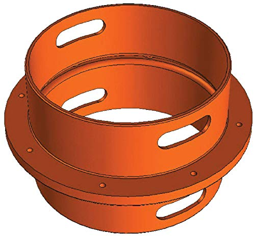 Manhole Guard Protective Sewer Barrier