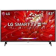 Smart TV Full HD LG LED 43 polegadas 43LM6300PSB, em breve com Alexa Integrada
