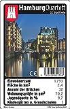 Teepe 27860 - Hamburg Quartett, Kartenspiel