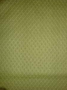 Bali Rocking Chair in Coffee Bean Green Diamonds