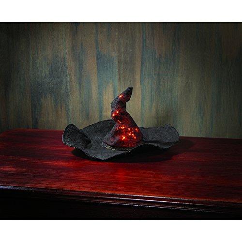 Ohio Wholesale Lighted Burlap Witch -