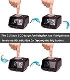 Homtime Multi-Function Alarm Clock, Indoor