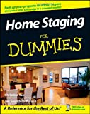 Home Staging for Dummies, Dummies Press Staff and Christine Rae, 0470260289