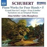 Klaviermusik zu 4 Händen Vol.5