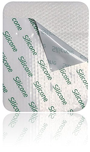 Dressing Foam Absorbent - MedVance TM Silicone - Silicone Adhesive Foam Absorbent Dressing, 6