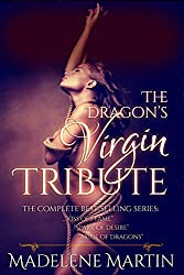 The Dragon's Virgin Tribute: The Complete Best-Selling Series