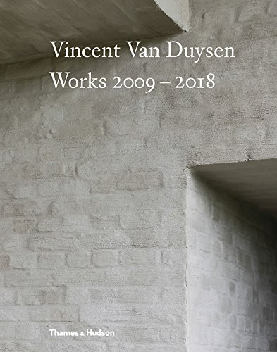 Thames Van (Vincent Van Duysen Works 2009-2018)