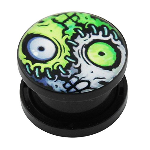 00 gauges plugs zombies - 5