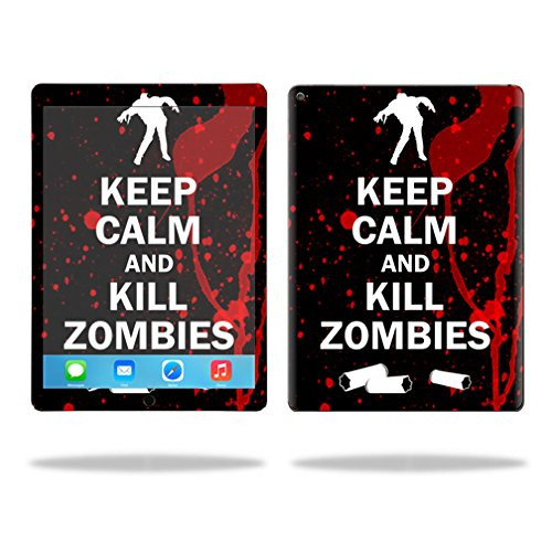 """UPC 053722145290, MightySkins Protective Vinyl Skin Decal for Apple iPad Pro 12.9"""" case wrap cover sticker skins Kill Zombies"""