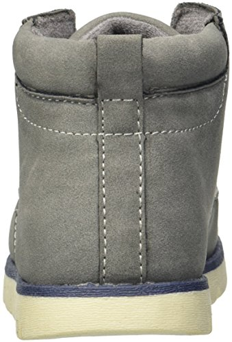 Pictures of OshKosh B'Gosh Boys' Wildon Ankle Boot, Charcoal, 8 M US Toddler 7