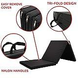 Sunny Health & Fitness Folding Gymnastics Mat