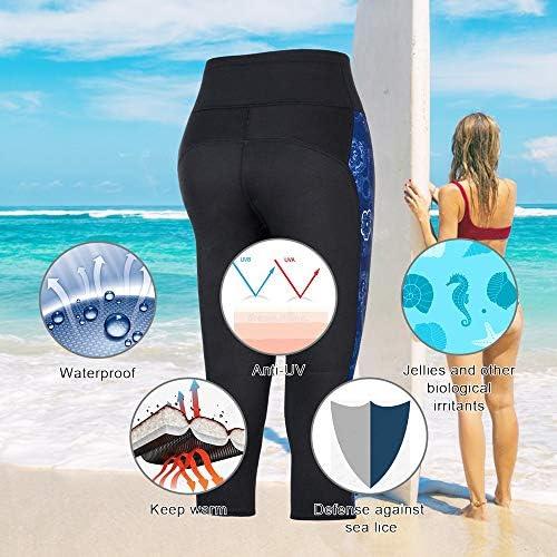 TMEOG Ba/ñAdor De Nataci/óN para Hombre Pantalones Cortos Bolsillo Trasero con Cremaller con Cintura El/áStica Pantalones Cortos De Playa