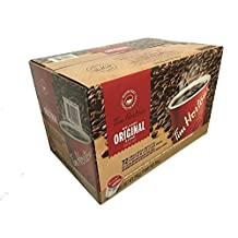 Tim Hortons Original Blend Medium Roast Coffee - 72 Single Serve K-Cups for Keurig Brewers