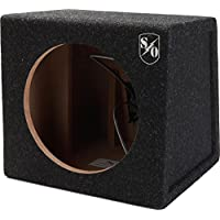 Sound Ordnance BB10-64S Single 10 Sealed Box 0.69 cu.ft