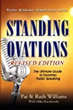 Turn Boring Orations Into Standing Ovations, Pat Williams and Ruth Williams, 1597550140
