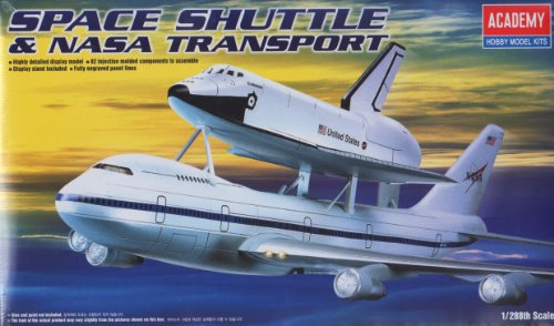 (Academy Space Shuttle and NASA Transport)