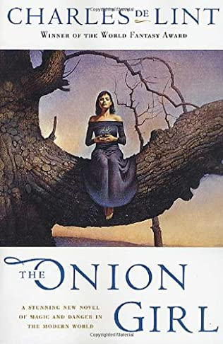 book cover of The Onion Girl