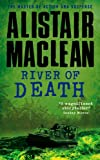 River of Death by Alistair MacLean front cover