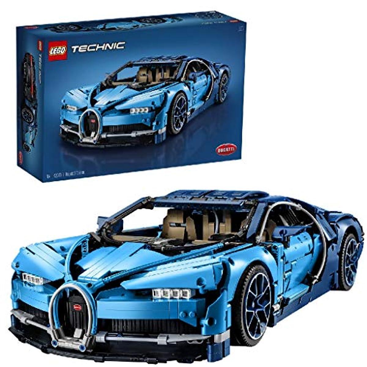[해외] 레고(LEGO) 테크닉 부갓티화이트 42083 교육 완구 블럭 장난감 사내 아이