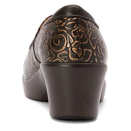 sale online store Alegria Women's Emma Bronze Bouquet purchase 9Dmp7s