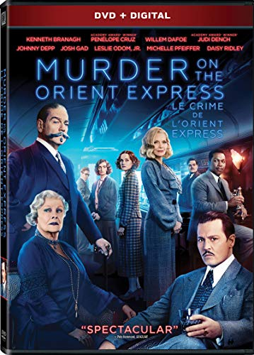 Murder On The Orient Express (Bilingual) [DVD + Digital Copy]