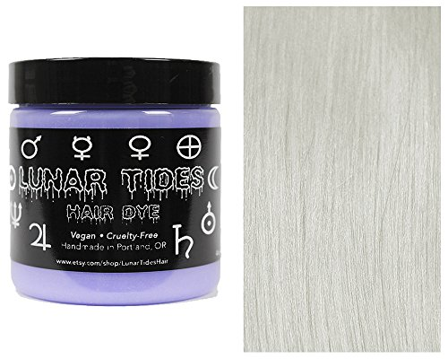- Lunar White Toner Semi-Permanent Vegan Hair Color (4 fl oz/118 ml) ()