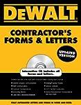 DEWALT� Contractor's Forms & Letters