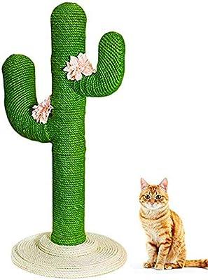 Poste De Rascado Alto Para Gatos, Marco De Escalada Para Gatos ...