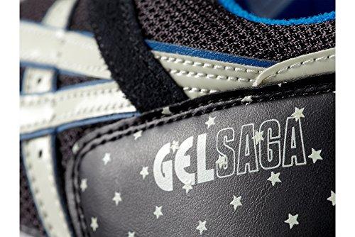 Asics - Gel Saga - Color: Negro - Size: 39.0