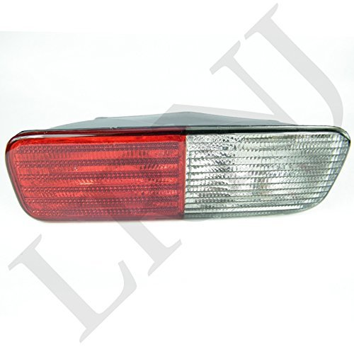 (Land Rover Discovery 2 2003-2004 RH Rear Bumper Light Assy New Part # XFB000720)