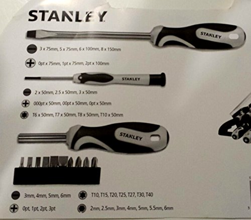 Stanley Tools zsta-0-62-144Schraubenzieher Set