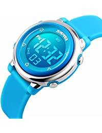 Kids Digital Sport Watch, Boys Sports Outdoor Watches,...
