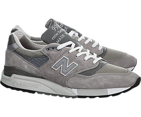 best loved 87767 25a25 New Balance Mens M 998 GR Classic Running Shoe, Color , 12 D