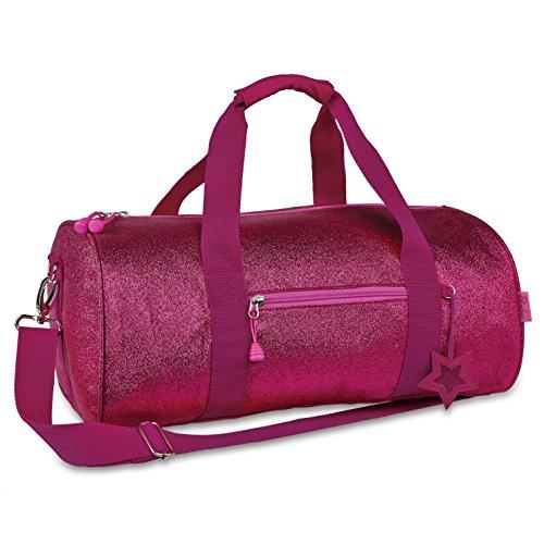 Bixbee Duffle Bag Large Ruby Raspberry Large