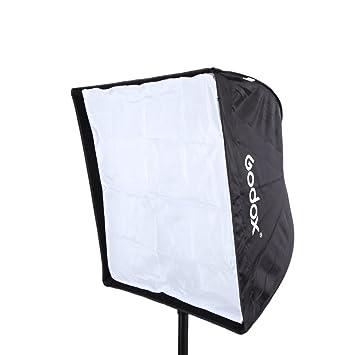 Godox - Paraguas Softox portátil de 70x 70cm, reflector