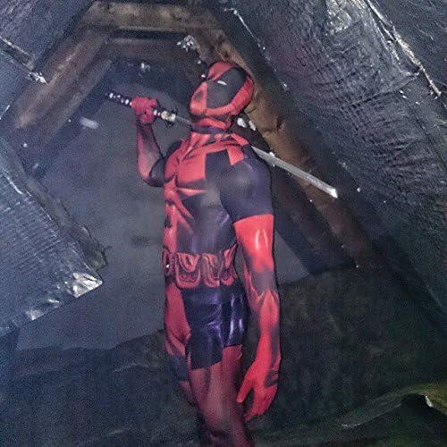 Morphsuits Traje Oficial de Disfraz de Deadpool tamaño Xlarge - 5 ...