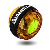 Wrist Ball Gyroscopic Wrist and Forearm Exerciser Strengthener Ball Power Force Ball Orange Review