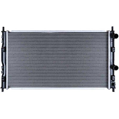 - Prime Choice Auto Parts RK872 Complete Aluminum Radiator