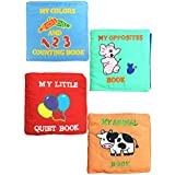 My Little Quiet Books for Baby and Toddlers By Pockets of Learning