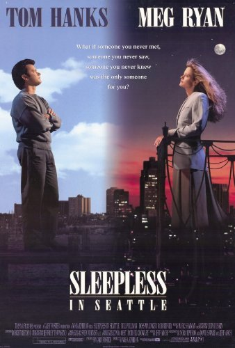 Sleepless in Seattle POSTER Movie (27 x 40 Inches - 69cm x 102cm) (1993)