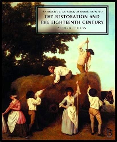Broadview Anthology of British Literature Volumes