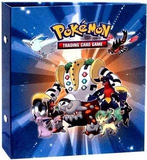 classeur a4 pokemon