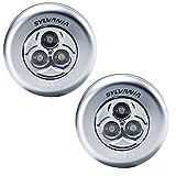Best Sylvania Night Lights - SYLVANIA LED Dot It - Push On/Off Tap Review