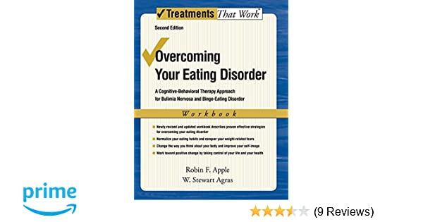 Amazon Overcoming Your Eating Disorder Workbook A Cognitive