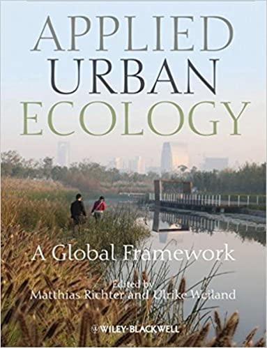Applied Urban Ecology: A Global Framework