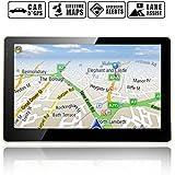 Noza Tec 5 inch Car GPS Sat Nav with UK Ireland Europe Maps and Lifetime Free Update,8GB