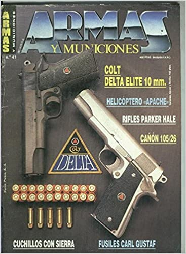 Armas y municiones numero 41: Varios: Amazon.com: Books
