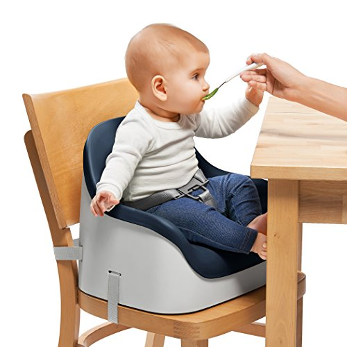 OXO Tot Nest Booster Seat with Straps, Navy by OXO (Image #1)