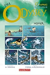 The Odyssey (Graphic Classics) Paperback